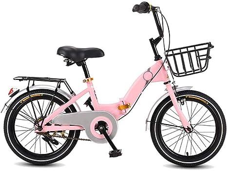 YANGMAN-L Niñas Bicicletas de 3-8 años Niño, 16