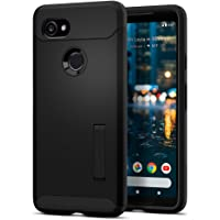 Spigen F17CS22254 Google Pixel 2 XL Slim Armor Case, Black