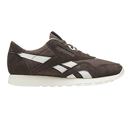 5db33bf4788 Reebok Classic Nylon SKTN - Terra Brown chalk-UK 12 EU 47  Amazon.co ...