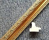 Wholesale 36'' x 48'' Antique Gold Leaf Ornate Wood Picture Frame Unassembled
