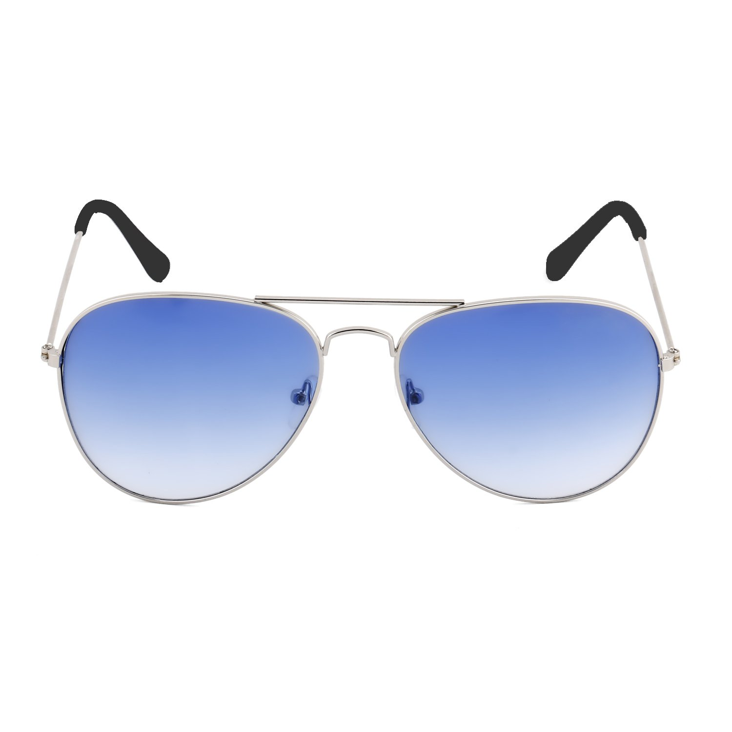 1dc81e4eaa Royal Son UV Protected Aviator Men and Women Sunglasses (Silver)  Amazon.in   Clothing   Accessories