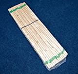 SET OF 3FT SINGLE REPLACEMENT WOODEN BED SLATS 18MM - SOLID WOOD - FREE DELIVERY
