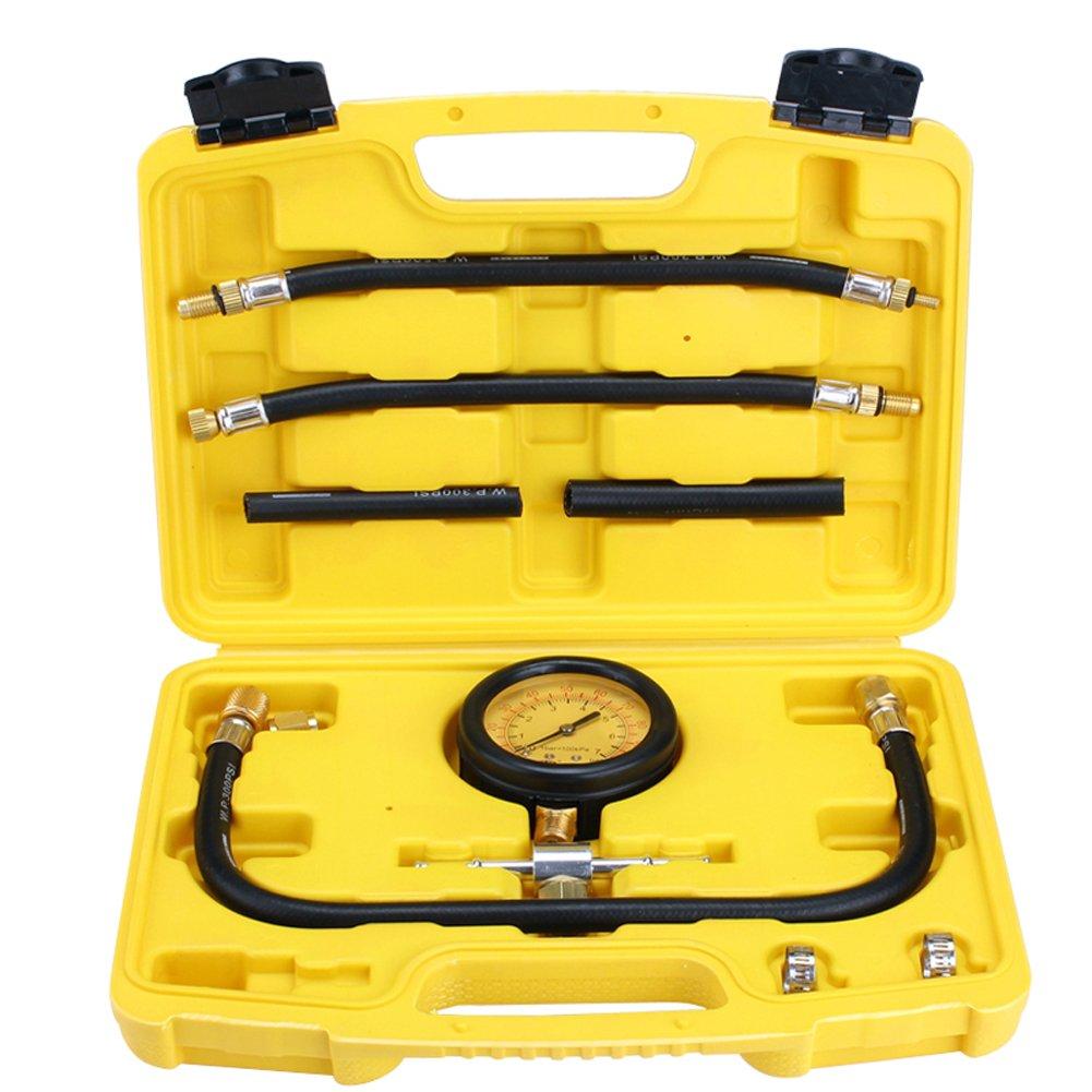 Lwdauto Fuel Injection pressure test kit adatto per Bosch e auto più giapponese