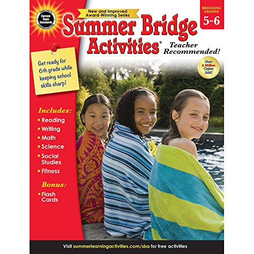 Summer Bridge Activities®, Grades 5 - 6 (Cross Curricular Activities)