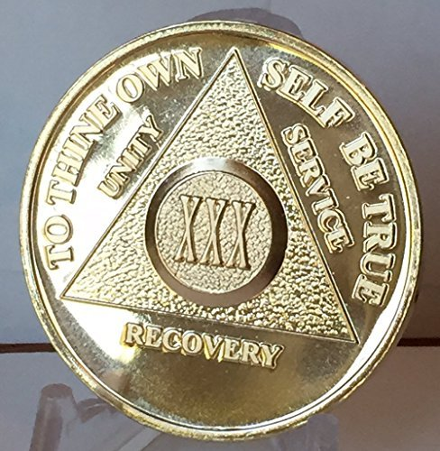 Gold Plated Game Coin - 9
