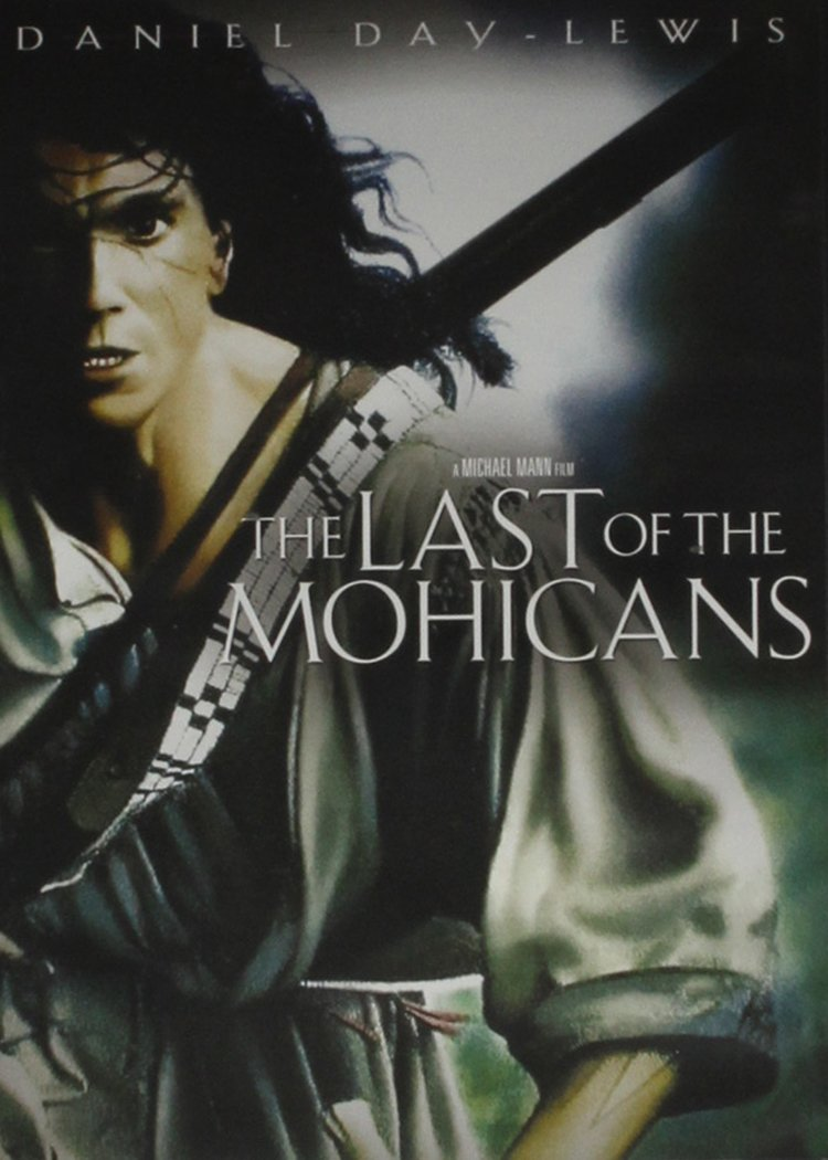 DVD : The Last of the Mohicans (Digital Theater System, Widescreen)
