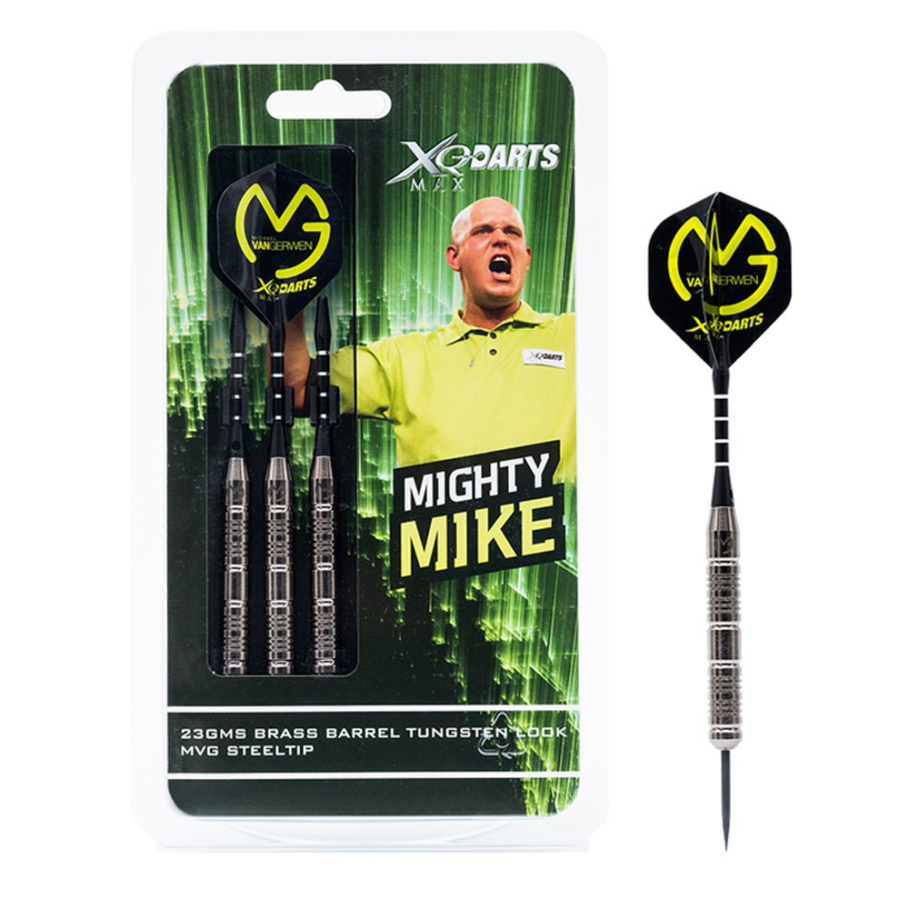 Michael Van Gerwen Tungsten Look Steel Darts 23 Gr.