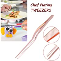 13.9cm / 5.47inch Professional Chef Plating Pinzas Pinzas
