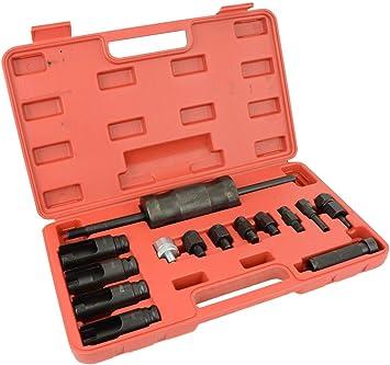 Diesel Injektor Auszieher Injektoren Universal Einspritzdüsen Werkzeug Abzieher Abziehen Baumarkt