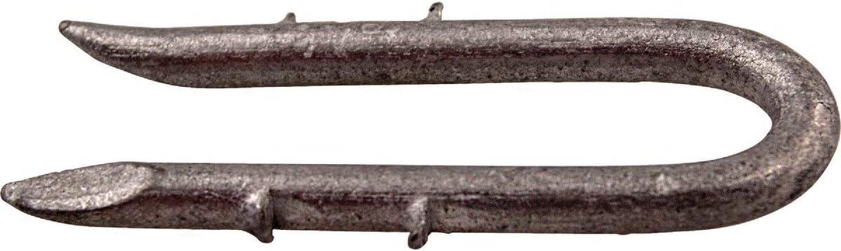 5 lb//1 HILLMAN FASTENERS 461632 Galvanized Fence Staple