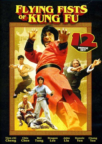(Flying Fists of Kung Fu - 12 Movie Set: 7 Steps of Kung Fu - 18 Fatal Strikes - Wu Tang Magic Kick + 9 more!)