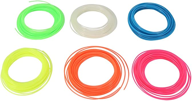 10m 3D Printing 1.75mm PLA Filament For 3D Printer Printing Drawing Pen Colors