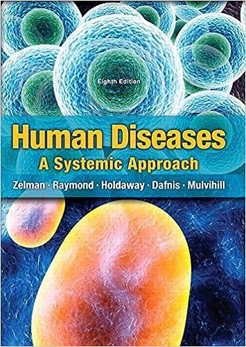 Human Diseases 8th Edition 9780133424744 Medicine