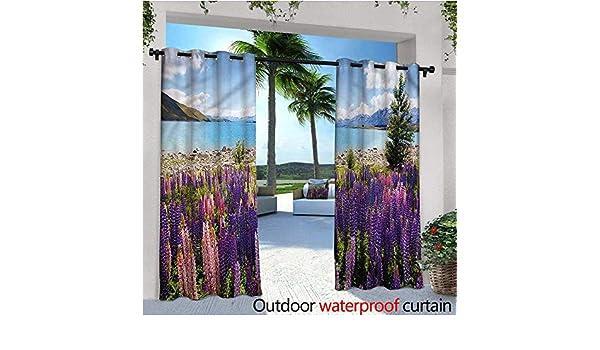 warmfamily - Cortinas de Exterior y Exterior rústicas con diseño ...