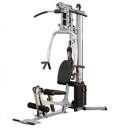 amazon com powerline bsg10x home gym short assembly 160 pound rh amazon com