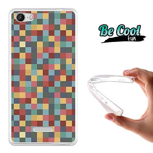 2 opinioni per Becool® Fun- Custodia Gel Wiko Fever Cover TPU prodotto col miglior silicone,