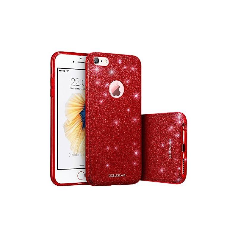iPhone 6 Plus / 6s Plus Case, ZUSLAB Ros