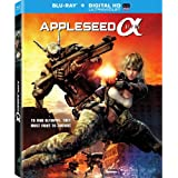 Appleseed: Alpha (Bilingual) [Blu-ray]