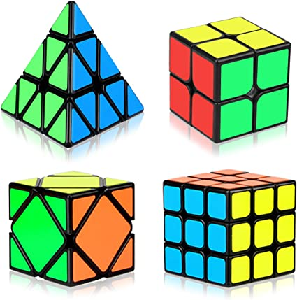 Magical Cube Self-Solving Cube Magic Toys Kids Gift For Magic Show /& Party US kf