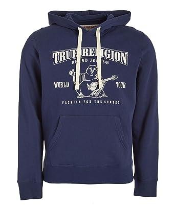 True Religion Herren Kapuzenpullover mit Buddha Logo: Amazon