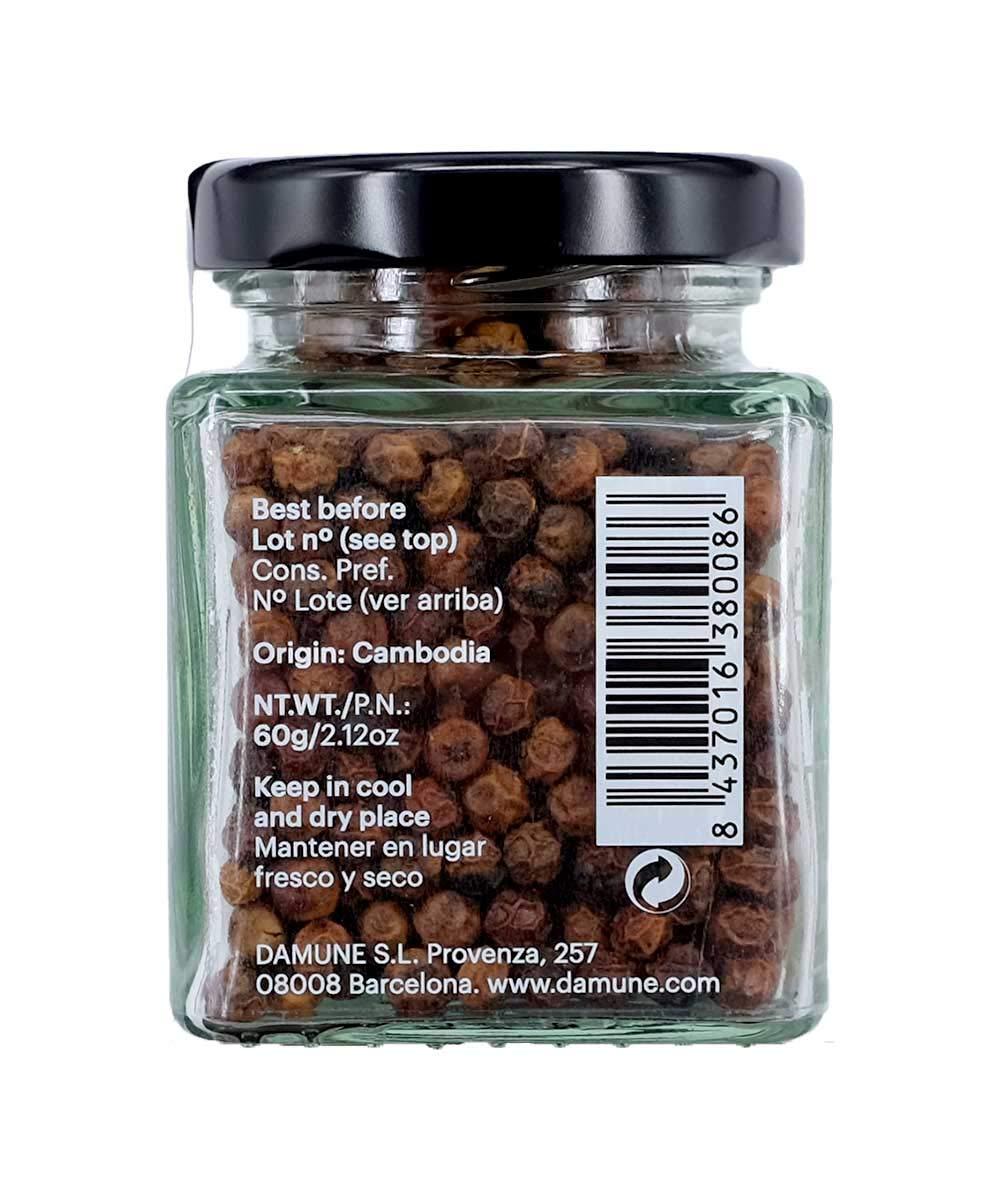 Pimienta Roja Kampot Premium en grano - 55g - Nueva Cosecha ...
