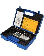 Igrometro termometro digitale a sonda divisa misuratore di temperatura di umidità AS847