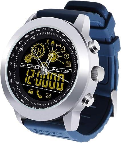 Amazon.com: Smart watches DX18 Waterproof Swim Sport Smart ...