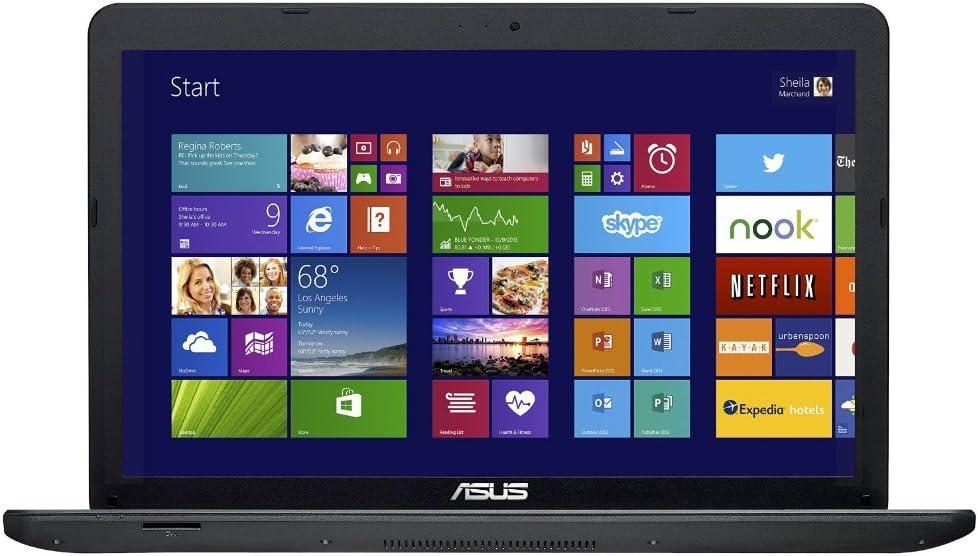 Asus X551CA 15.6-Inch Laptop (1.5 GHz Intel Celeron 1007U, 4GB RAM, 500GB HDD, Windows 8)