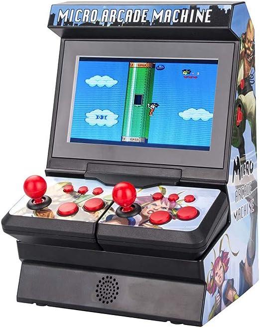 SJHPX Mini Arcade Game Machine, Retro Recreativa Arcade, 300 ...