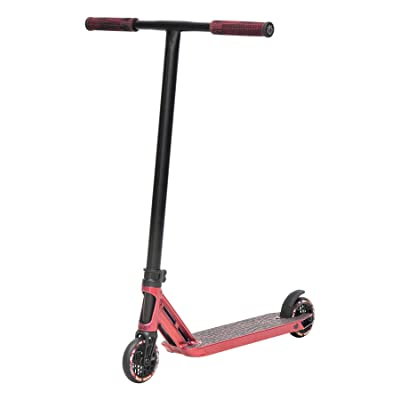 Triad Billy Watts Signature Complete Trick and Stunt Scooter, Deep Red/Matte Black : Sports & Outdoors