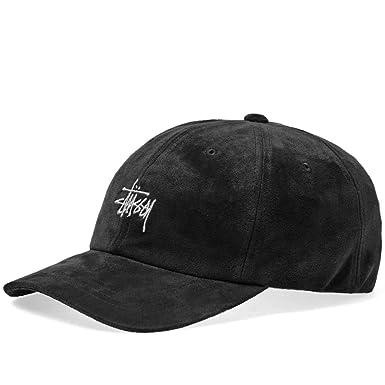 Stussy Mens Microfiber Low Pro Hat d5a39233970