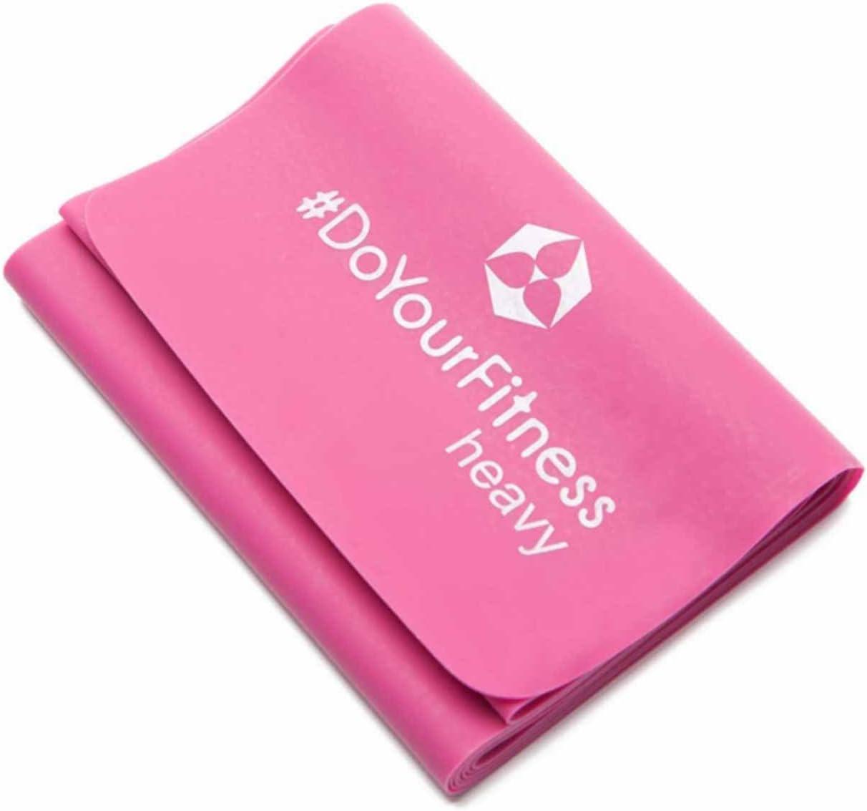 #DoYourFitness Esterilla para Fitness »Amisha« 183 x 61 x 1,2cm Pilates Gimnasia y Yoga/Medidas Extra Gruesa y Suave