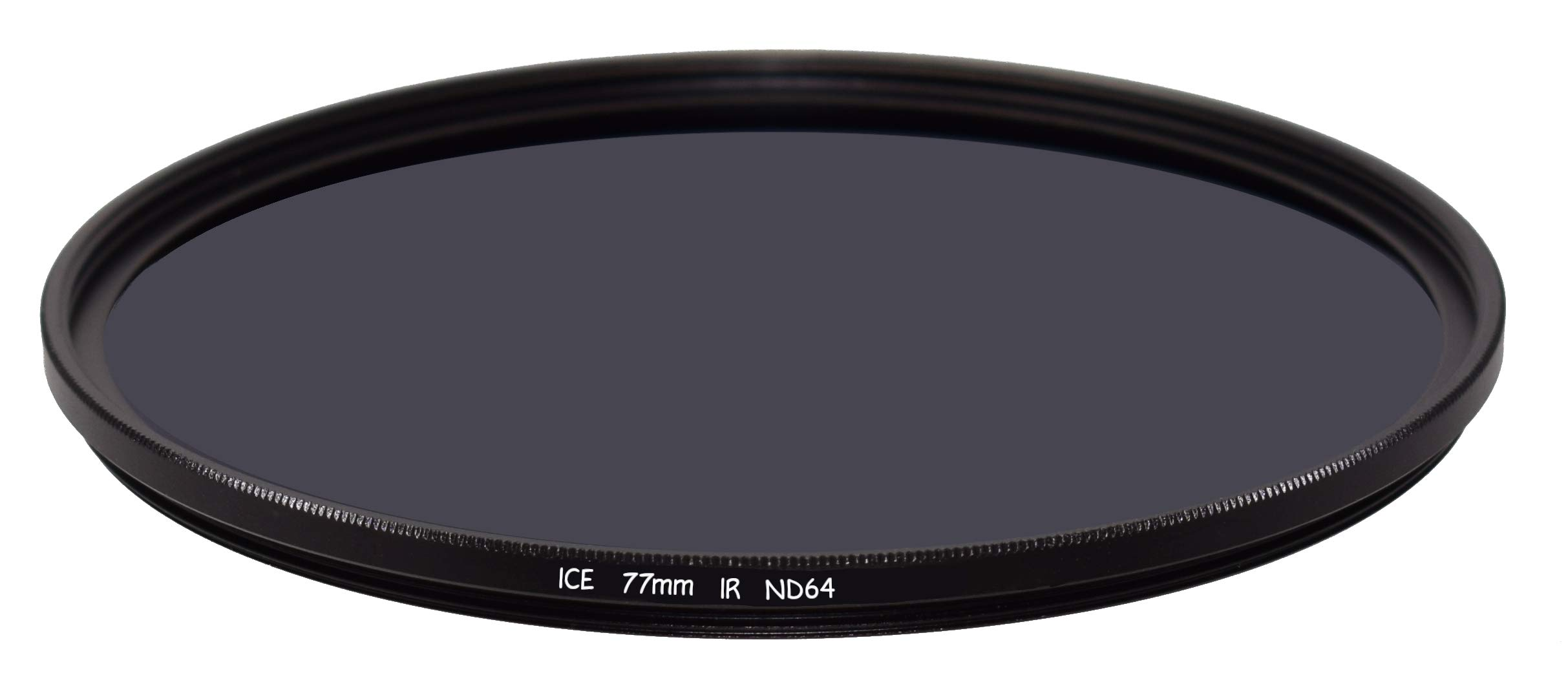 ICE 77mm IR Cut / ND64 MC Filter Neutral Density ND 64 6 Stop Optical Glass 77 by Unknown