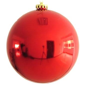 Amazon.com: 30cm Large Christmas Ball Christmas Shiny Balls Large ...