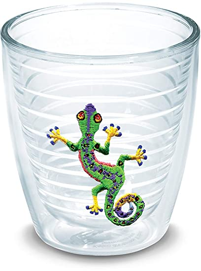 Tervis Water Bottle Green Gecko