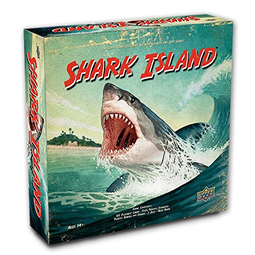 Upper Deck Shark Island Game -