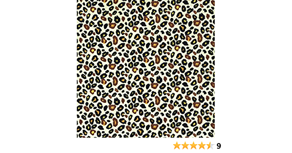 100/% algod/ón Suave * por Metro Lineal Ancho: 160 cm Textiles fran/çais Tela de algod/ón Estampada Cebra Blanco y Negro