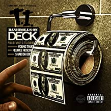 Bankrolls On Deck (feat. T.I., Young Thug, Shad Da God & PeeWee Roscoe) - Single [Explicit]