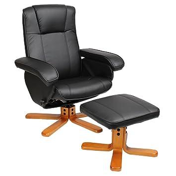 Relaxsessel Sessel TV Wohnzimmersessel Hocker Beinablage ...