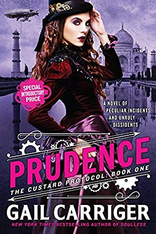 book cover of Prudence