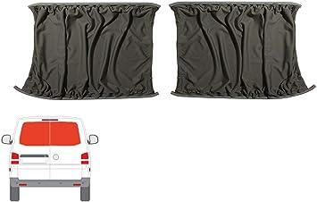 Gris cortina de furgoneta Kit de conversión para Twin Windows ...