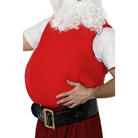 Vientre XXL de Papá Noel accesorios trajes almohada Navidad ...