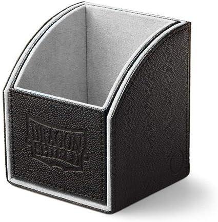 Dragon Shield Black /& Green Nest 100 Plus Deck Box NEW