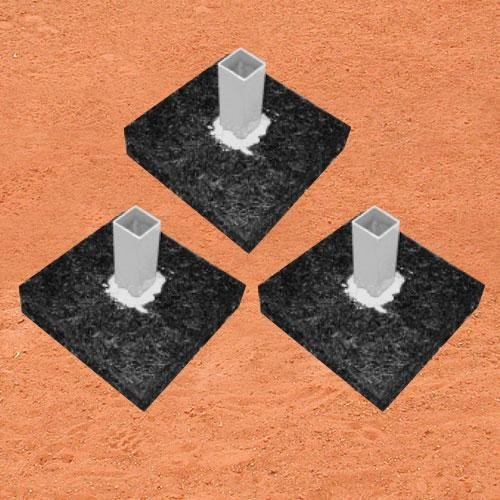 Markers, Inc. Base Anchor Foundation - Set