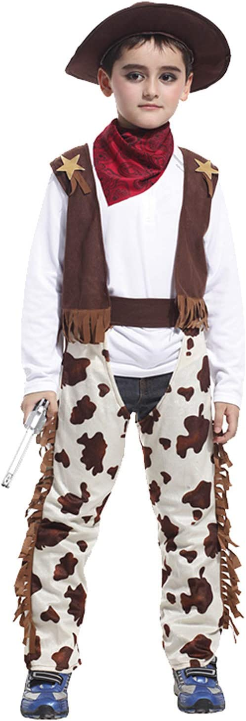 Cowboy Costume for Little Boys