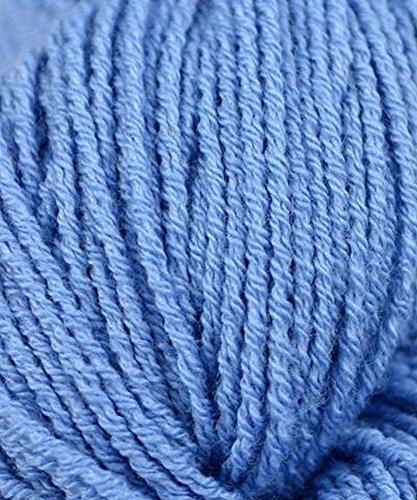 012 Yarn - Skacel HiKoo CoBaSi 012 Iris Blue
