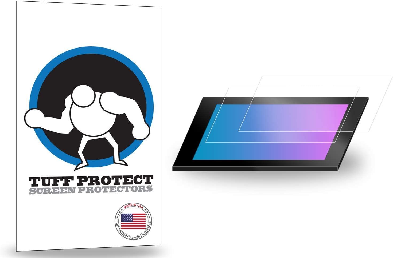 2pcs Tuff Protect Clear Screen Protectors For Sony XAV-70BT