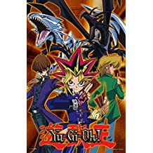 CWS Media Group CWS-23382 Yu-Gi-Oh Group Wall Scroll Poster