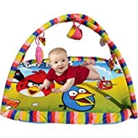 KiddosCare Play Gym and Baby Bedding Set (Multicolor)