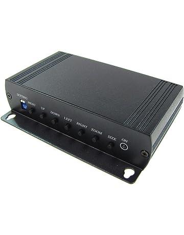 BeMatik - Conversor de VGA a vídeo compuesto CVBS tipo BNC VC01